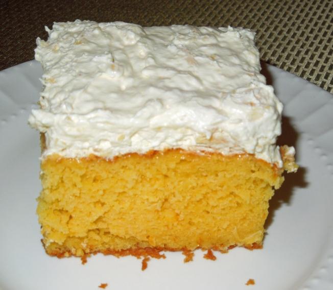 Pineapple Orange Cake: Melt-In-Your-Mouth Orange Pineapple Cake Or Cupcakes