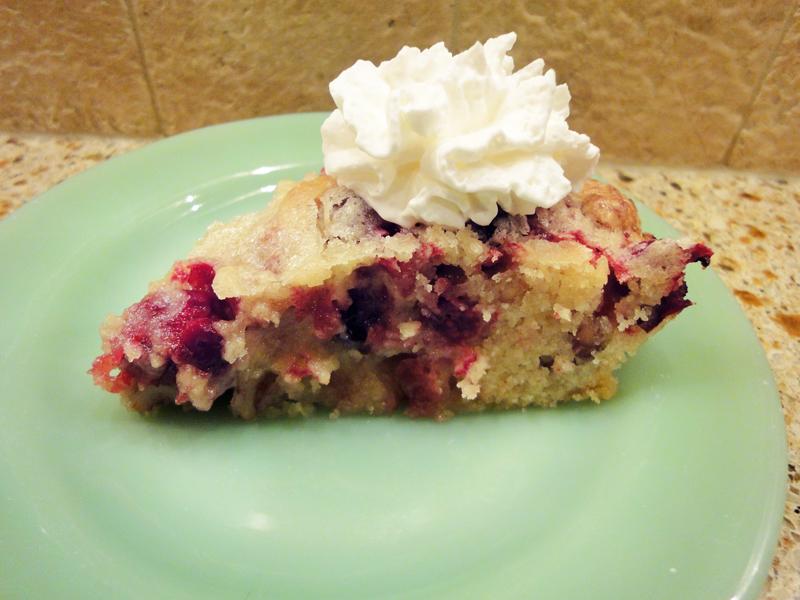 Cranberry Walnut Pie | Dixie's Kitchen