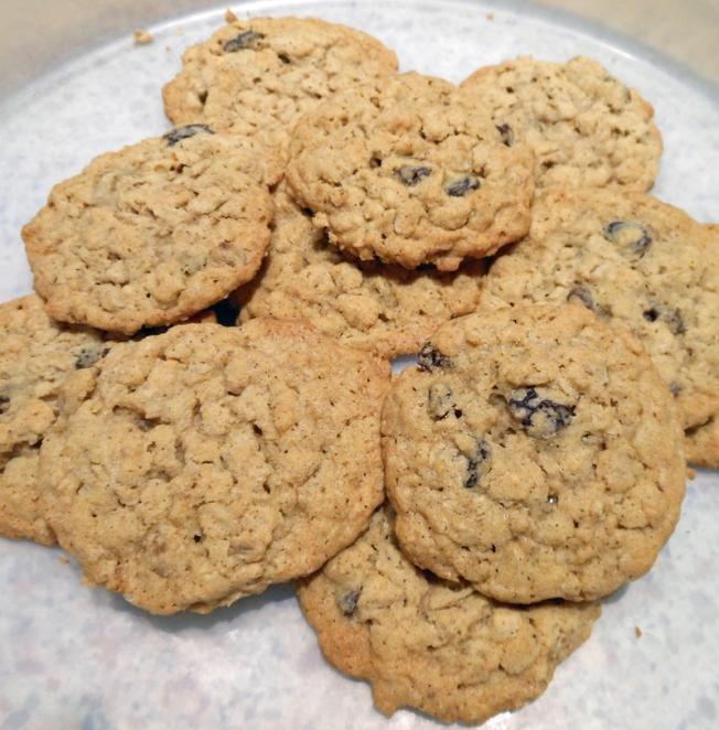 spicyoatmealraisincookies