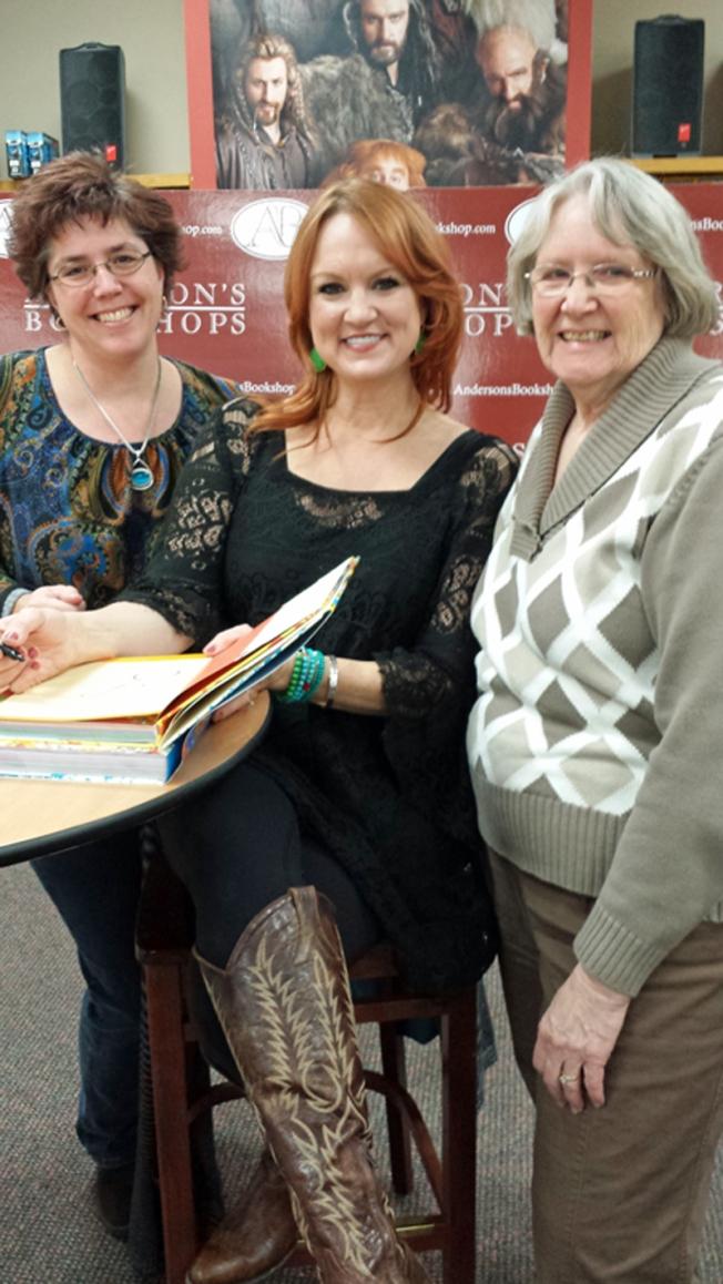 pioneerwomanbooksigning2