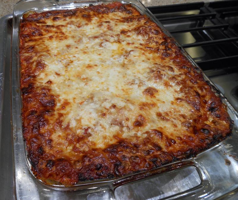 World's Best Lasagna | Dixie's Kitchen