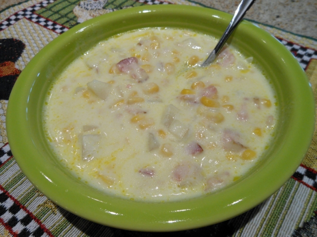 baconcornchowder