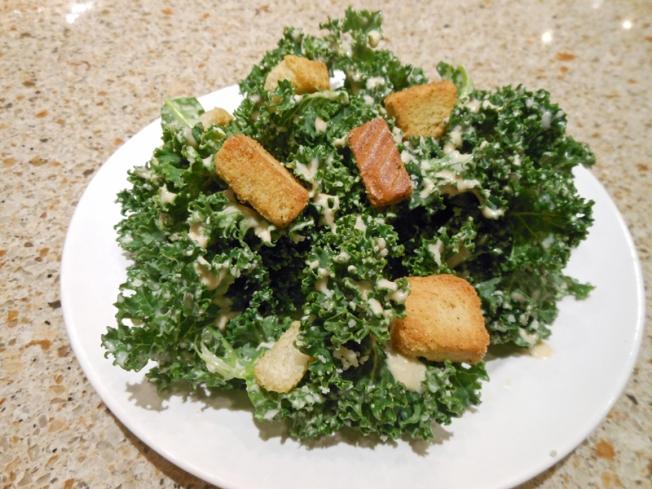 kalecaesarsalad
