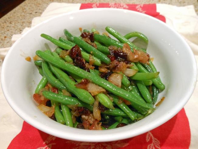 mapleglazedgreenbeans
