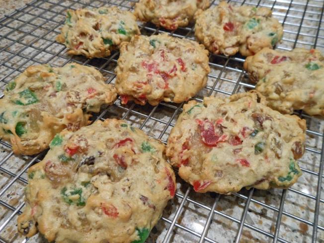 fruitcakecookies