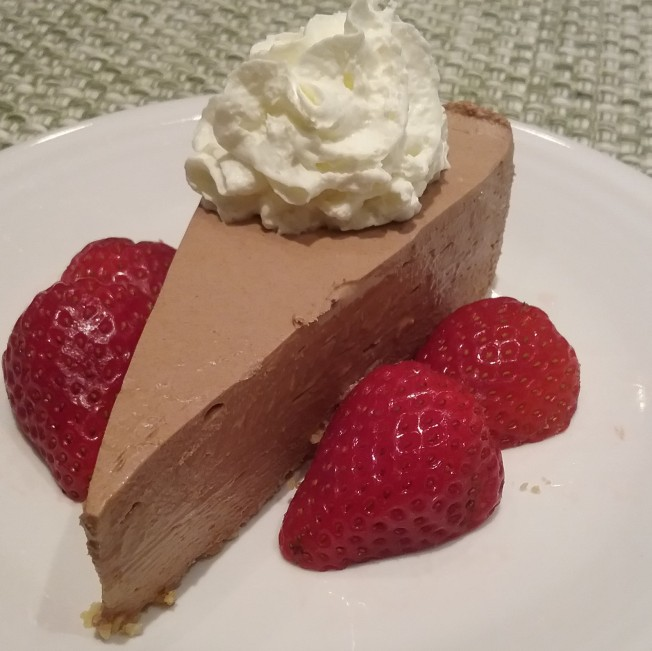 chocolatemoussecheesecake
